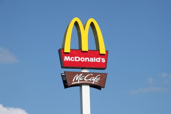 McDonald's opens in Vatican building and not everyone is happy
