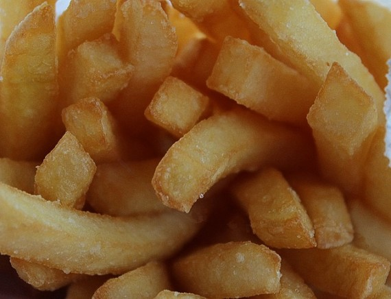 Maryland fast-food customer gets a bag of pot with her fries