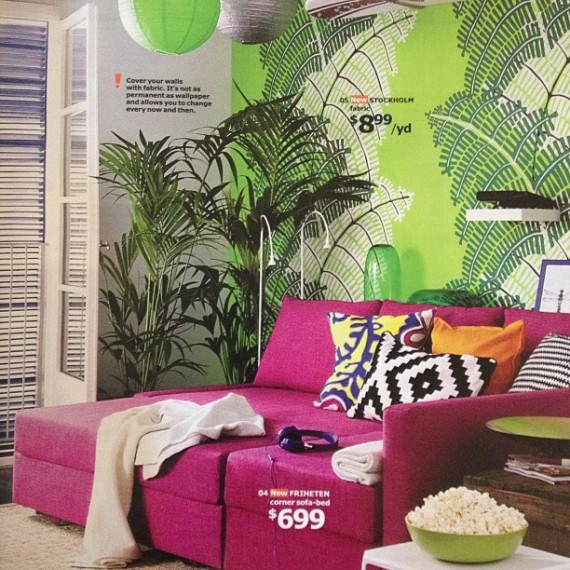 Ikea's Catalog Includes 75% Computer-Generated Images