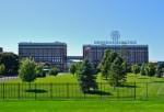 G.E. Electronics headquarters.
