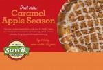 Stevi B's Caramel Apple Pizza