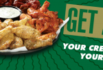 Different Varieties of Wingstop wings