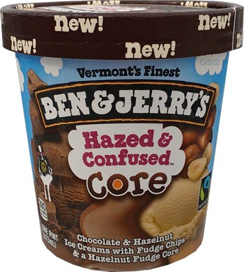 Ben & Jerry's Hazed and Confused