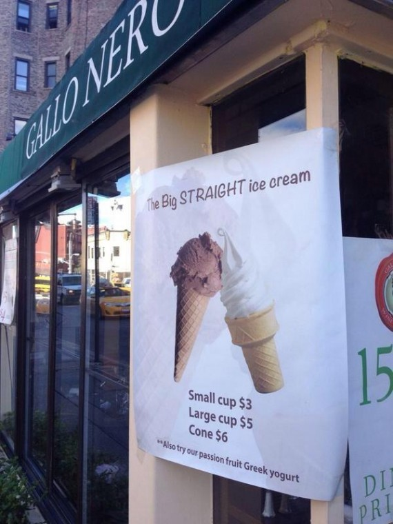big straight ice cream
