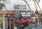 Jimmy John's at Pasadena, Calif.