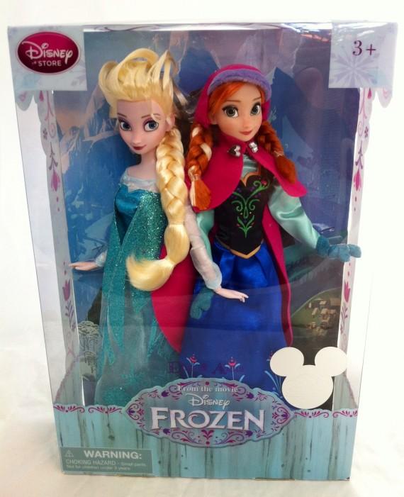 Disney's Frozen Dolls