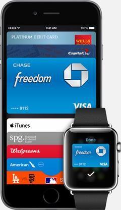 Apple Pay Promo Ad