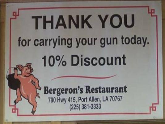 Louisiana Restaurant