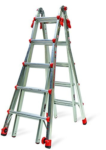 Top Best Seller ladder folding little giant on Amazon You Shouldn't Miss (Review 2017)