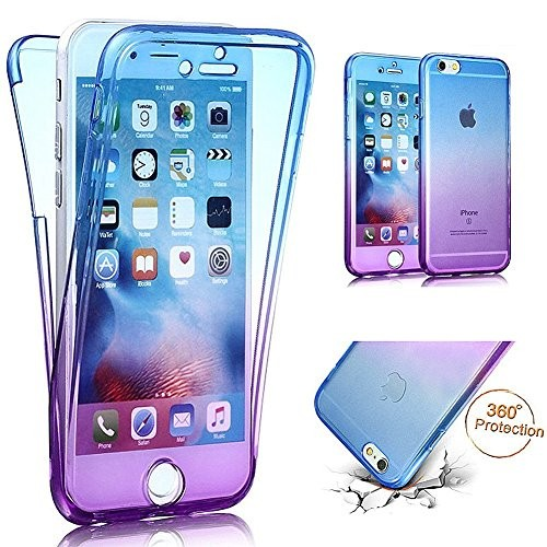 Best Selling Top Best 5 iphone 6s case blue and purple from Amazon (2017 Review)