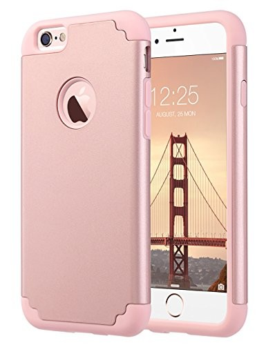 Where to buy the best iphone 6s case rose? Review 2017