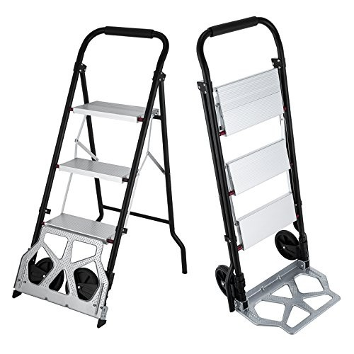 Most Popular ladder in wheels on Amazon to Buy (Review 2017)