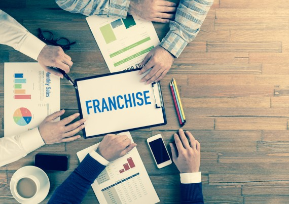 franchise business meeting