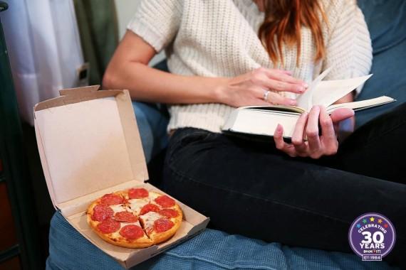 Pizza hut's BOOK IT! Alumni Program